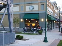 Starbucks Coffee - Coffee/Quick Bites - 3924 Town Center Blvd, Bowie, MD, 20716