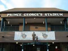 Prince George's Stadium - Things to Do - 4101 Crain Hwy, Bowie, MD, USA
