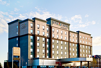 Four Points By Sheraton Calgary Airport - Hotels/Accommodations, Reception Sites - 2875 Sunridge Way Northeast, Calgary, AB, Canada