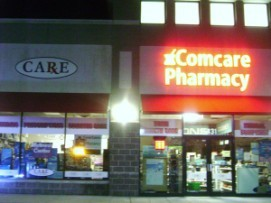 Comcare Pharmacy - Shopping - 15485 Excelsior Dr, Bowie, MD, 20716-2208