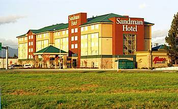 Sandman Hotel & Suites Calgary Airport - Hotels/Accommodations - 25 Hopewell Way Northeast, Calgary, AB, Canada