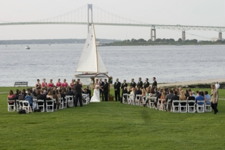Ft Adams State Park - Ceremony Sites -