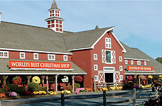 Yankee Candle Company - Attractions/Entertainment - 25 Greenfield Road, South Deerfield, MA, United States