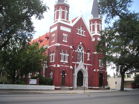 Sacred Heart Catholic Church - Ceremony Sites - 1707 Bull St, Savannah, GA, 31401