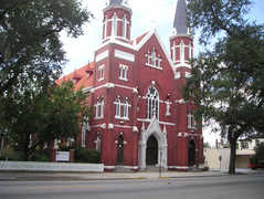 Sacred Heart Catholic Church - Ceremony - 1707 Bull St, Savannah, GA, 31401