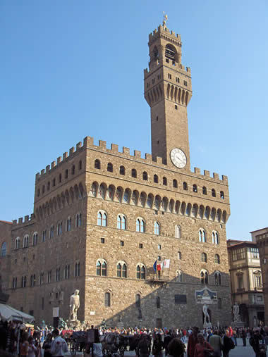 Palazzo Vecchio - Ceremony Sites - Piazza della Signoria, 5, Florence, Firenze, Italy