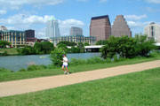 Town Lake Hike and Bike Trail Head - Outside Attraction - Austin, Texas, United States