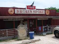 Broken Spoke - Live Music - 3201 South Lamar Boulevard, Austin, TX, United States