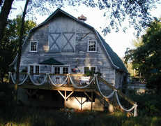 blue dress barn - Ceremony - 3893  Territorial Rd, Millburg, Michigan, 49022, us