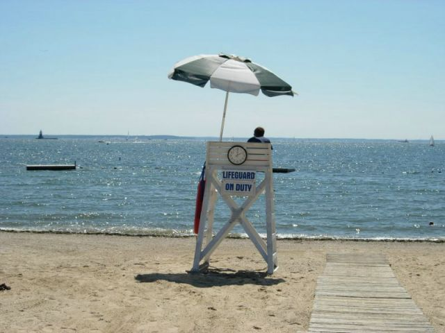 Compo Beach - Attractions/Entertainment - Compo Beach, Westport, CT