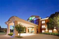 Holiday Inn Express - Hotel - 3101 Dallas Pkwy, Plano, TX, 75093