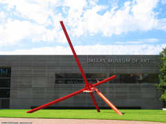 Dallas Museum of Art - Entertainment - 1717 N Harwood St, Dallas, TX, United States
