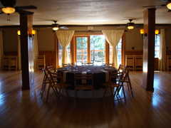 Forest House Lodge - Reception - 24590 Main St, Placer County, CA, 95631