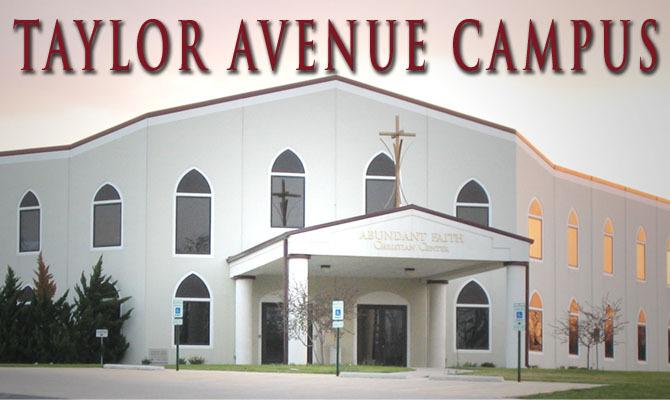 Abundant Fiath Christian Center - Ceremony Sites - 2525 Taylor Ave, Springfield, IL, 62703