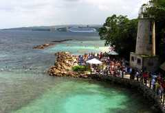 Dolphin Cove - Sights & Attractions - Jamaica, Jamaica