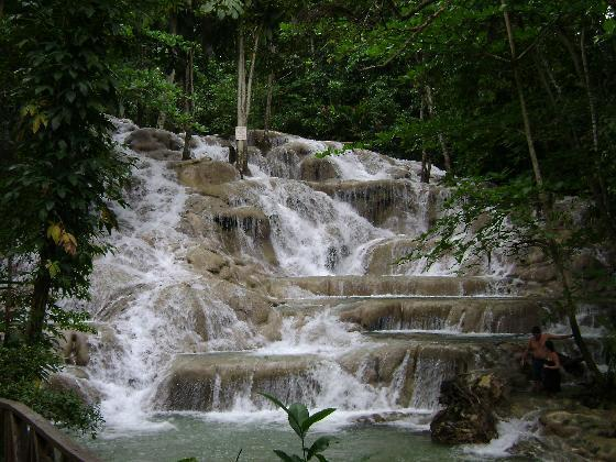 Dunns River Falls - Attractions/Entertainment - Middlesex, St Ann, Jamaica