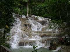 Dunns River Falls - Sights & Attractions - Middlesex, St Ann, Jamaica