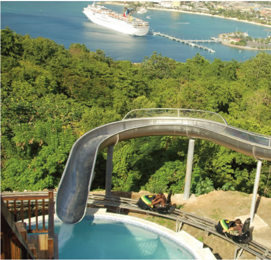 Mystic Mountain - Attractions/Entertainment - Ocho Rios, St Ann, Jamaica
