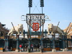 Comerica Park - Attractions - 2100 Woodward Ave, Detroit, MI, United States