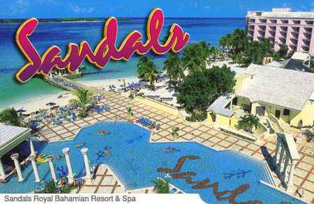 Sandals Royal Bahamian Resort - Hotels/Accommodations, Attractions/Entertainment -