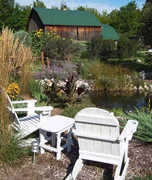Field of Flowers Farm - Wedding & Reception - 746 S French Rd, Lake Leelanau, MI, 49653, US