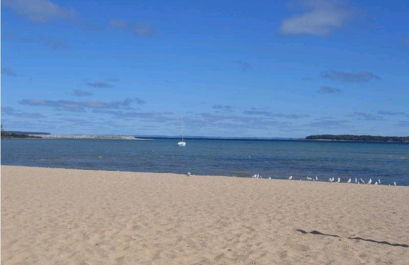 Suttons Bay Marina & Beach - Beaches - Suttons Bay, MI