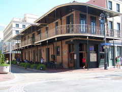 Ernst Cafe Inc - Restaurant - 600 South Peters Street, New Orleans, LA, United States