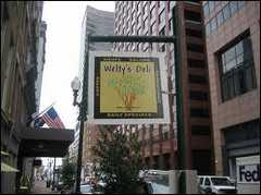 Welty's Deli - Restaurant - 336 Camp Street, New Orleans, LA, United States