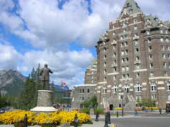 The Fairmont Banff Springs - Attraction - 405 Spray Avenue, Banff, AB, Canada