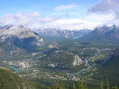 Banff Gondola - Attraction - Mountain Ave., Box 1258, Banff, AB, Canada