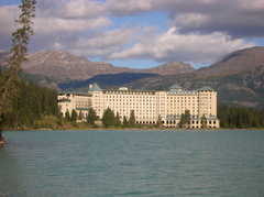 The Fairmont Chateau Lake Louise - Attraction - 111 Lake Louise Drive, Lake Louise, AB, Canada