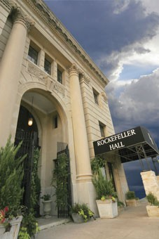 Rockefeller Hall - Reception Sites, Ceremony Sites - 3620 Washington Ave, Houston, TX, 77007, United States
