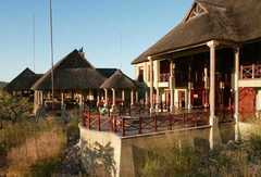 Epacha Game Lodge & Spa - Ceremony -