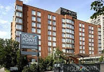 Four Points by Sheraton - Hotel - 35 Rue Laurier, Gatineau, QC, Canada