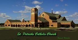 St. Patrick's Catholic Church - Ceremony Sites - 3400 E 16th St, Fremont, NE, 68025
