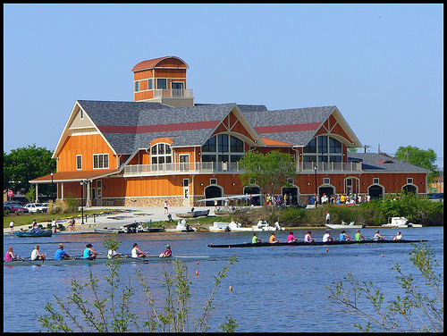 Camden County Boathouse - Reception Sites - 7050 N Park Dr, Camden County, NJ, 08109