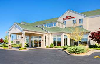 Hilton Garden Inn - Hotels/Accommodations - 3100 S Dirksen Pkwy, Springfield, IL, 62703
