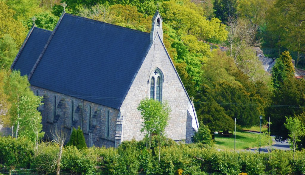 St Kevin's Church - Ceremony Sites -