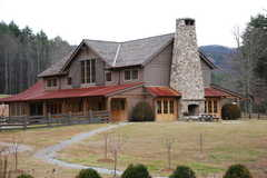 Cashiers Nc Wedding In May in Highlands, NC, USA
