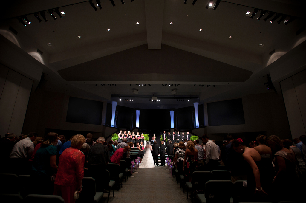 Humble Area's First Baptist Church - Ceremony Sites -