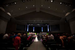 Humble Area's First Baptist Church - Ceremony -