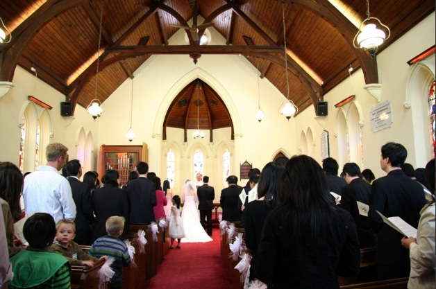 Christ Church Dingley - Ceremony Sites -