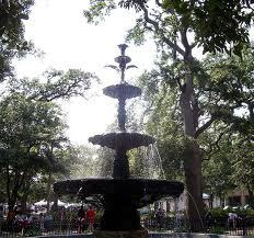 Bienville Square - Parks/Recreation - Mobile, Alabama, United States