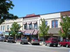 Down Town Elk Rapids - Down Town Elk Rapids - 150 River, Elk Rapids, MI, 49629, US