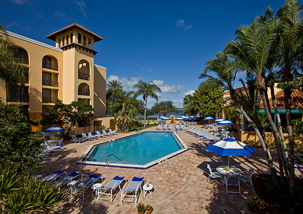 Courtyard Marriott - Hotels/Accommodations - 850 University Pkwy, Sarasota County, FL, 34234, US
