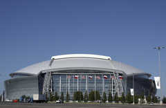 Cowboys Stadium Tour - Attraction - 1 Legends Way, Arlington, TX, 76011