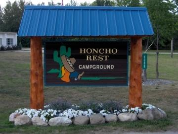 Honcho Rest Rv Park & Camping Cabins - Campsites - 8988 Cairn Hwy, Elk Rapids, MI, 49629