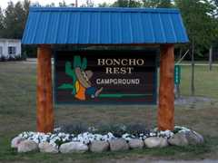 Honcho Rest RV Park & Camping Cabins - Campgrounds - 8988 Cairn Hwy, Elk Rapids, MI, 49629