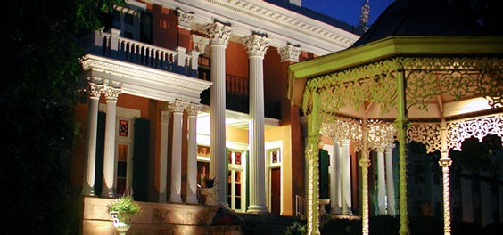 Belmont Mansion - Reception Sites - 1900 Belmont Blvd, Nashville, Tennessee, US