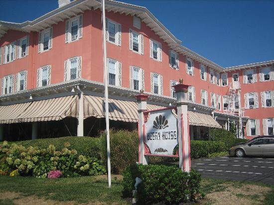 Ocean House Bed And Breakfast - Hotels/Accommodations, Rehearsal Lunch/Dinner - 102 Sussex Avenue, Spring Lake, NJ, United States